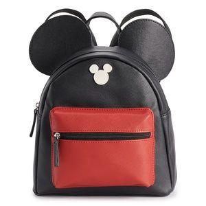Disney's Mickey Mouse Ears Mini Backpack